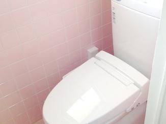 トイレリフォーム お値打ちで使いやすい洋式トイレ